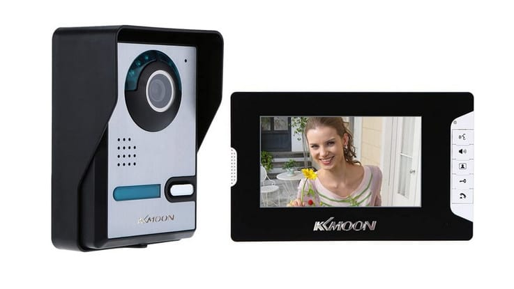 Test visiophone interphone KKmoon