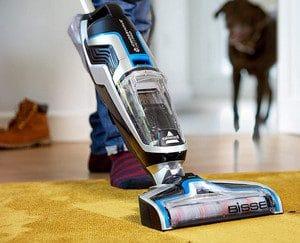 Avis aspirateur nettoyeur sécheur Bissell CrossWave Pet Pro