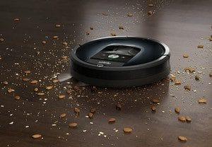 Avis robot aspirateur iRobot Roomba 981