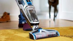 Test aspirateur nettoyeur sécheur Bissell CrossWave Pet Pro