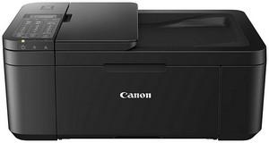 Test et avis sur l'imprimante wifi Canon MF Pixma TR4550 BK A4 CL