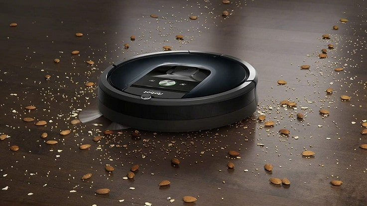 Test robot aspirateur iRobot Roomba 981