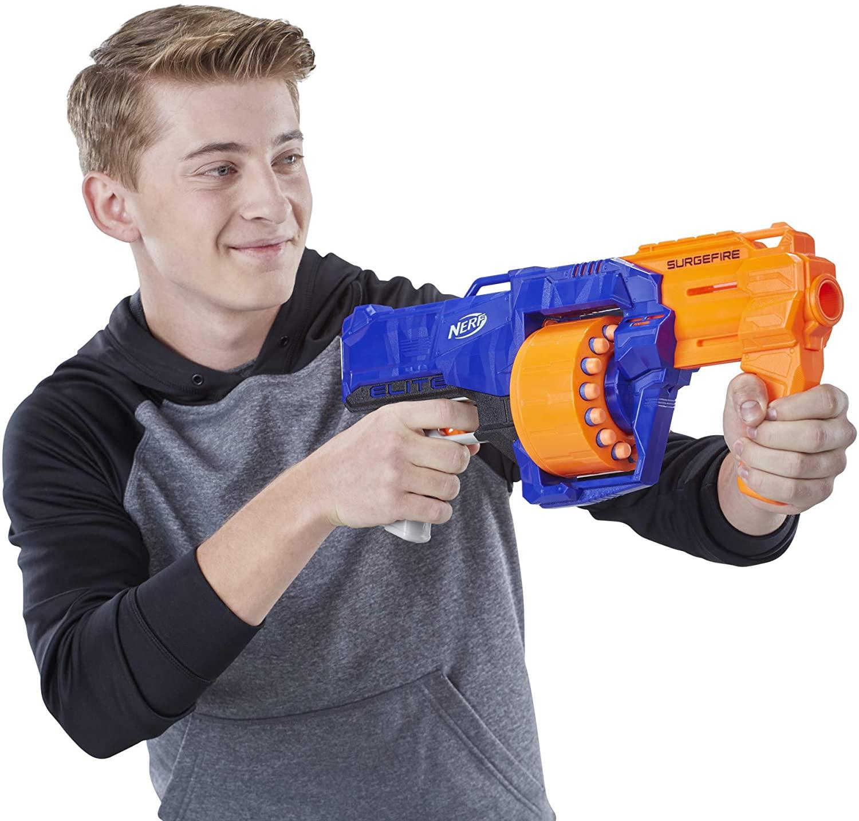 Pistolet Nerf N-Strike Elite Surgefire Blaster
