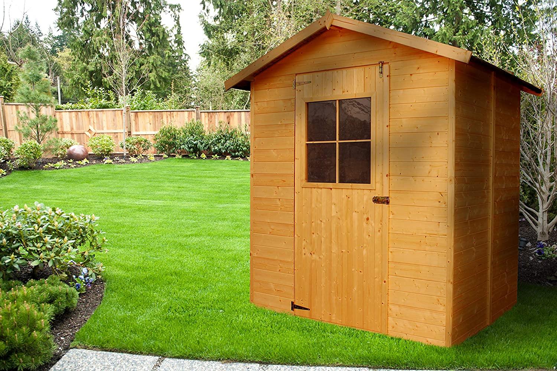 Abri de jardin en bois Timbela M301L