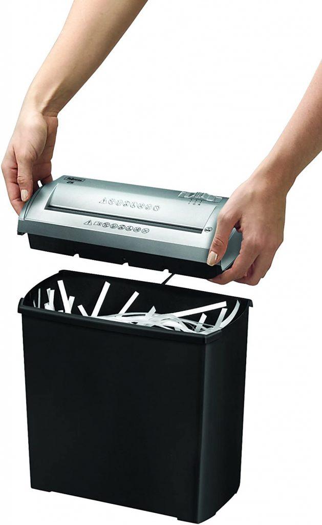 Melhor trituradora de papel