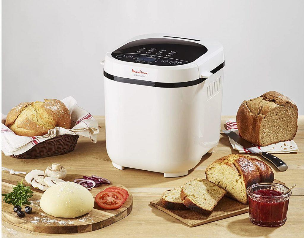 Avantages machine à pain Moulinex OW210130