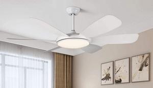 Test et avis sur le ventilateur de plafond avec télécommande Albrillo