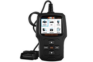 Test et avis sur la valise diagnostic auto multimarque Ancel EU410