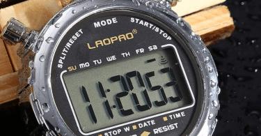 Comparatif pour choisir le meilleur chronomètre pour l'athlétisme