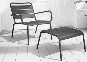 Quelle chaise de jardin choisir