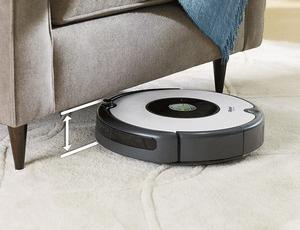 Test et avis sur l'aspirateur iRobot Roomba 605