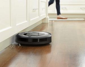Test et avis sur l'aspirateur robot iRobot Roomba e5154
