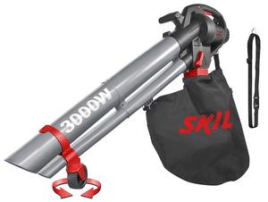 Test et avis sur l'aspirateur souffleur de feuilles Skil 0796AA