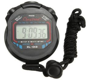 Test et avis sur le chronomètre pour l'athlétisme Outerdo