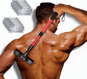 Test et avis sur le rasoir pour le dos réglable Easace