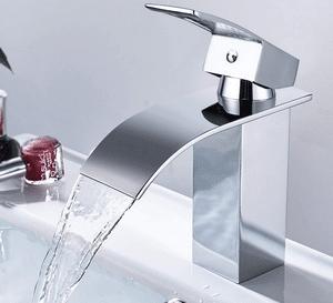 Test et avis sur le robinet de lavabo cascade Dalmo