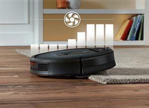 Test et avis sur le robot aspirateur iRobot Roomba 981