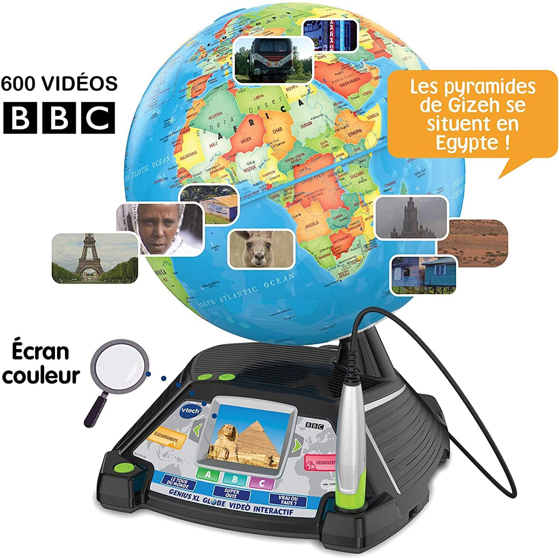 Globe terrestre interactifVTech Genius XL