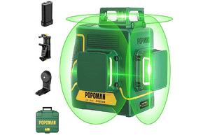 Test et avis sur le niveau laser rotatif Popoman