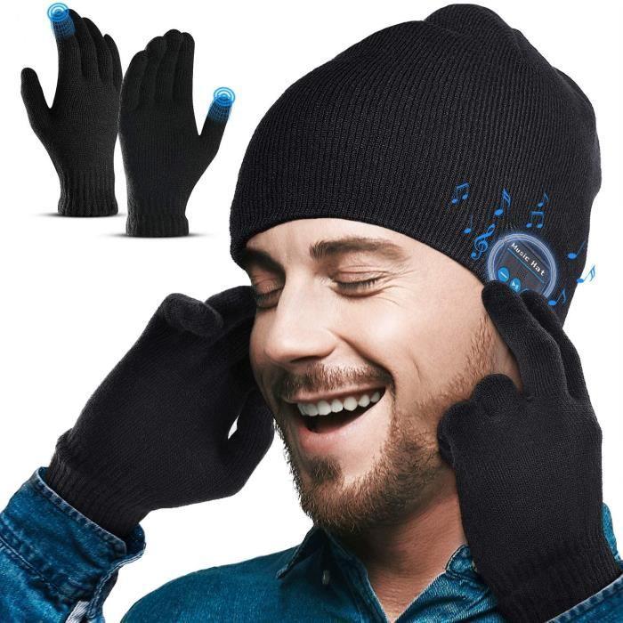 bonnet connecté Bluetooth Lenski