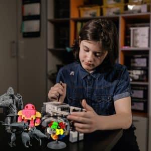 Imprimantes 3D FLASHFORGE Finder avec connectivité pour débutant